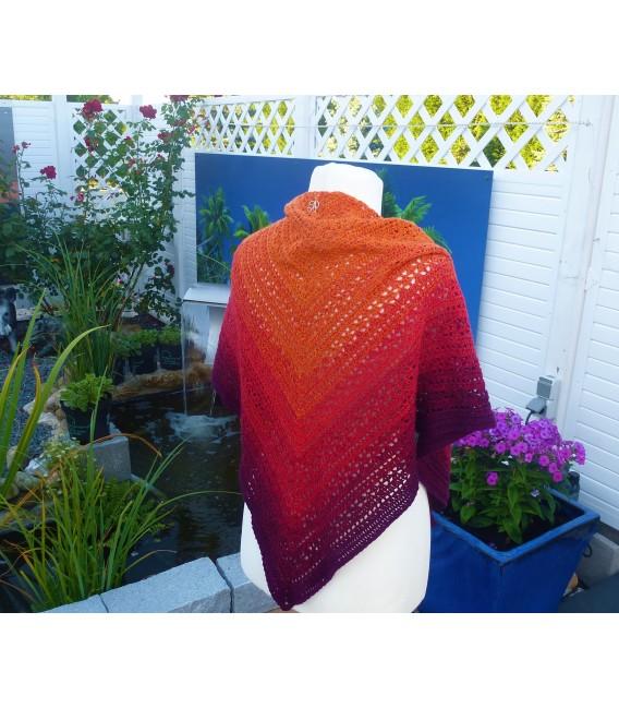 Herbstsonate (Autumn Sonata) - 4 ply gradient yarn - image 6