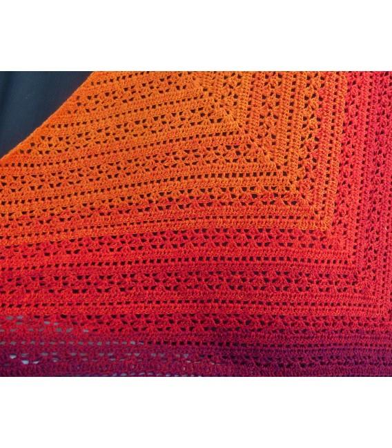 Herbstsonate - Farbverlaufsgarn 4-fädig - Bild 7