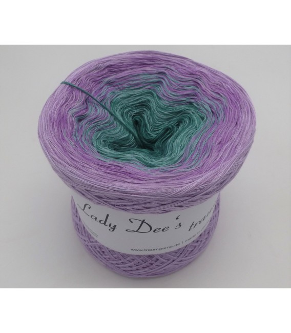 Impressionen Nr. 2 (Impressions No. 2) - 4 ply gradient yarn - image 2