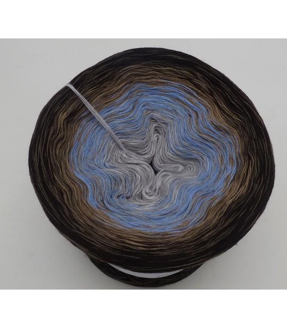 Impressionen Nr. 8 (Impressions No. 8) - 4 ply gradient yarn - image 3