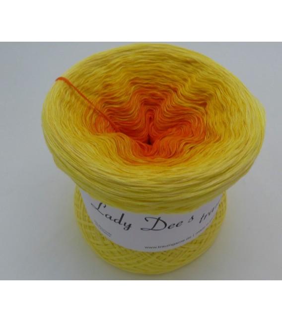 Impressionen Nr. 16 (Impressions No. 16) - 4 ply gradient yarn - image 4