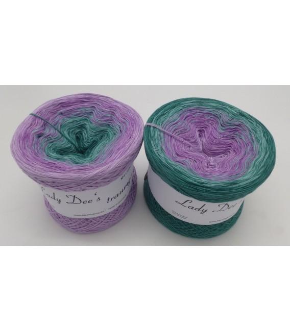 Impressionen Nr. 2 (Impressions No. 2) - 4 ply gradient yarn - image 1