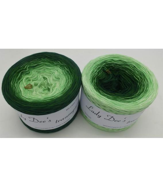 Evergreen (À feuilles persistantes) - 4 fils de gradient filamenteux - Photo 1