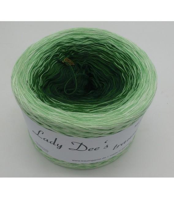 Evergreen (À feuilles persistantes) - 4 fils de gradient filamenteux - Photo 2