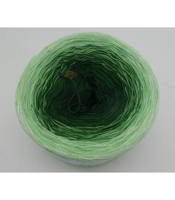 Evergreen (À feuilles persistantes) - 4 fils de gradient filamenteux - Photo 3