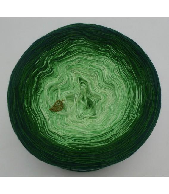 Evergreen (À feuilles persistantes) - 4 fils de gradient filamenteux - Photo 5