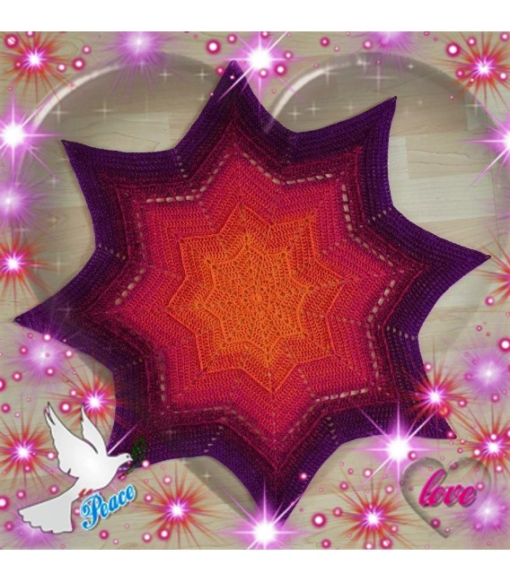 Bonita - 4 ply gradient yarn - image 7