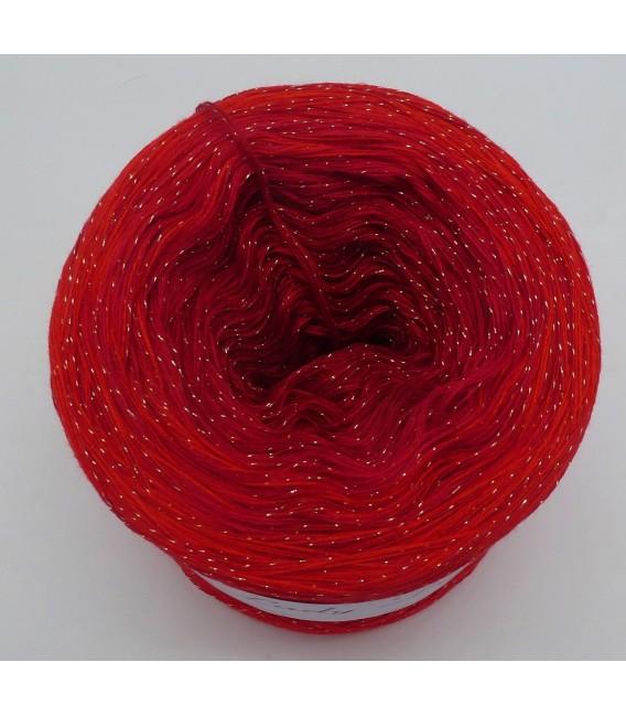Weihnachtssternchen - gradient yarn - image 5