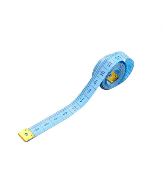 Tailoring tape measure 150 cm - 60 inches - image 3