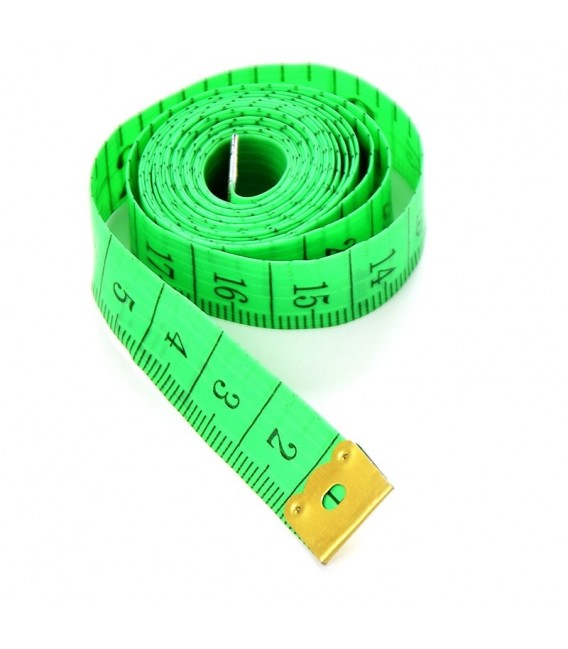Tailoring tape measure 150 cm - 60 inches - image 4