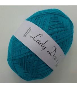 Lady Dee's Lace Garn - Lagune - Bild 1