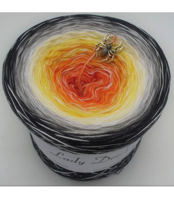 Sonderbobbel Nr. 5 (Special Bobbel No. 5) - 4 ply gradient yarn - image 1