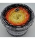 Sonderbobbel Nr. 6 - 4 ply gradient yarn