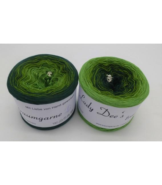 Verliebtes Duo (Duo amoureux) - VD019 - 4 fils de gradient filamenteux - Photo 1