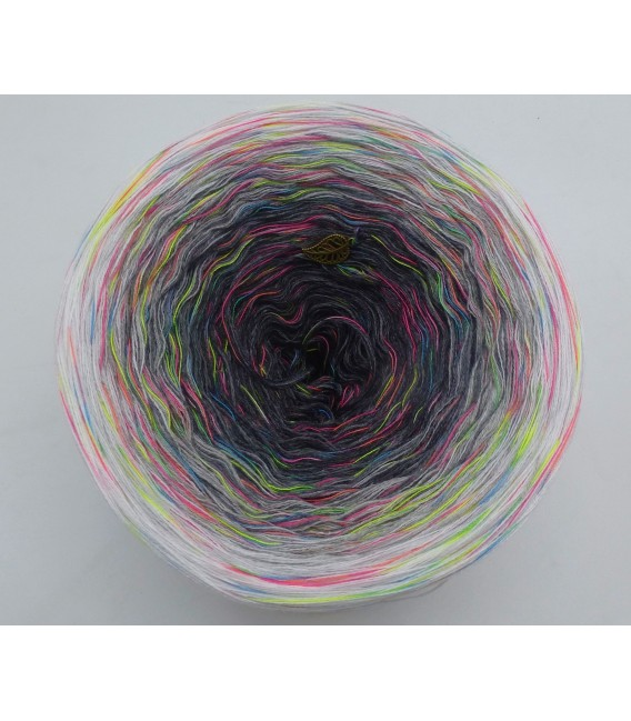 Spiel der Farben V01 - Farbverlaufsgarn 4-fädig - Bild 6