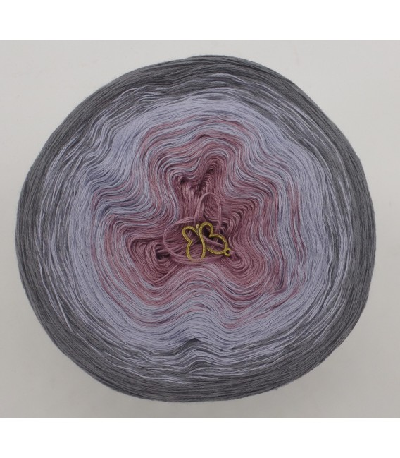Indian Rose - 4 ply gradient yarn - image 3