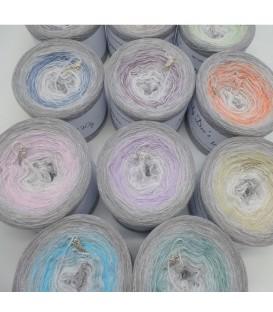 Sterne des Universum - 4 ply gradient yarn