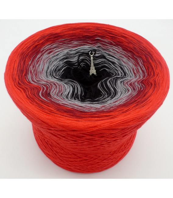 Diabolo (диаболо) - 4 нитевидные градиента пряжи 4 цветов - Фото 2