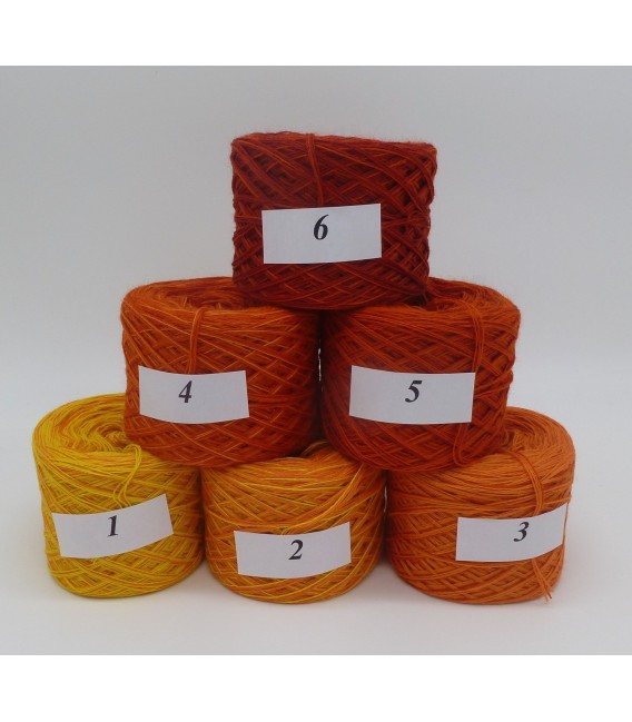 Merino Bobbelbox MB005 with 6 small and 4-ply Bobbel - image 2