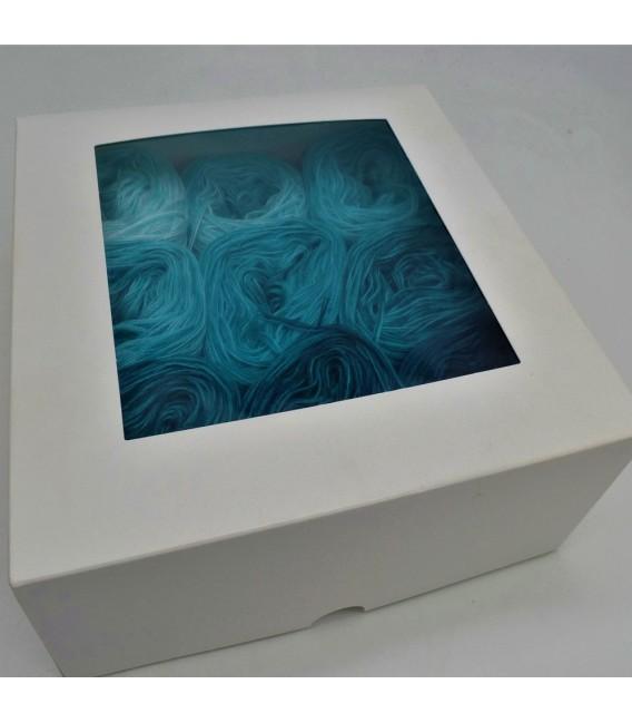 Bobbel-Packung - Romanze am Meer - Farbverlaufsgarn - Bild 1