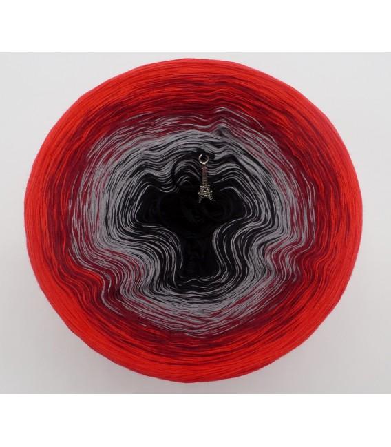 Diabolo (диаболо) - 4 нитевидные градиента пряжи 4 цветов - Фото 3