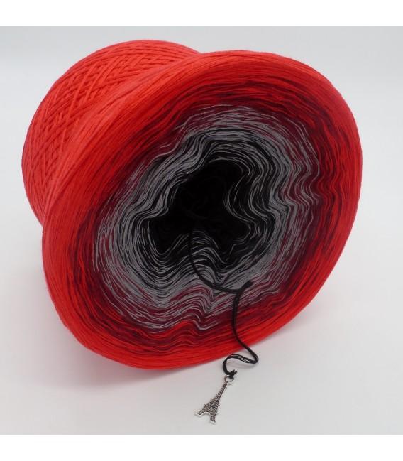 Diabolo (диаболо) - 4 нитевидные градиента пряжи 4 цветов - Фото 4