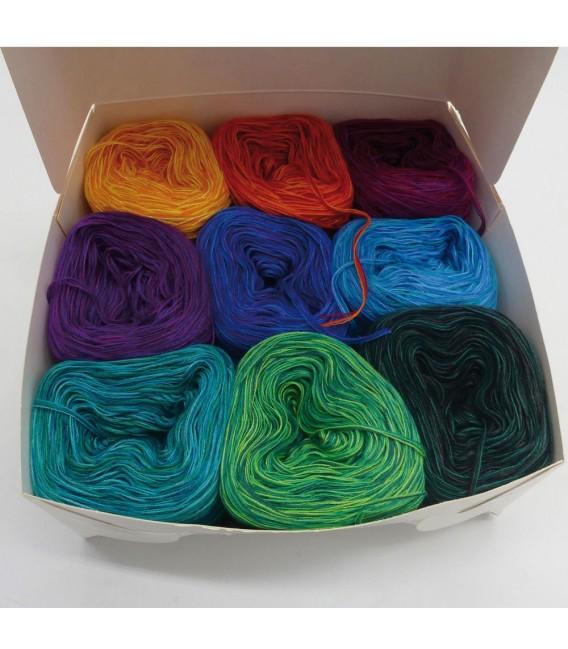 Bobbel package - Romanze im Paradies - gradient yarn - image 1
