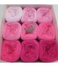 Bobbel package - Romanze der Liebe - gradient yarn