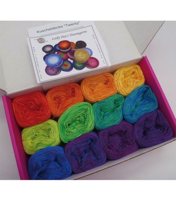 treasure chest - Abenteuerland - gradient yarn - image 2
