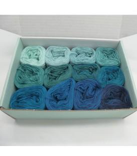 treasure chest - Fernes Land - gradient yarn