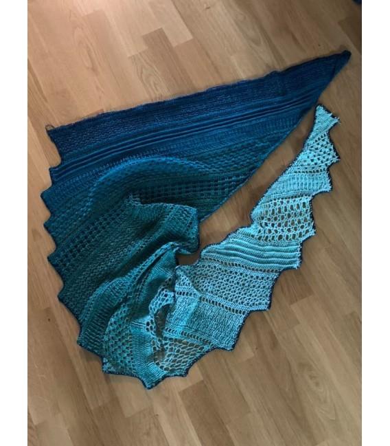 treasure chest - Fernes Land - gradient yarn - image 2
