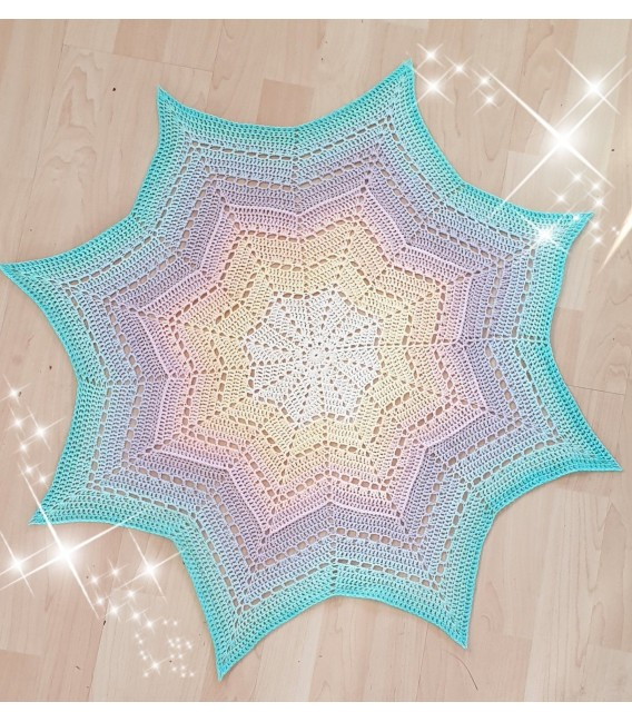 treasure chest - Neverland - gradient yarn - image 2