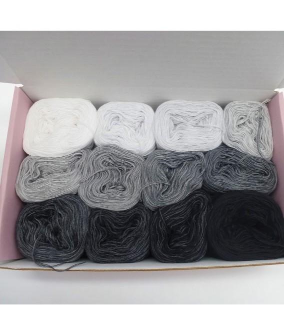 treasure chest - Dunkles Land - gradient yarn - image 1