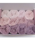 treasure chest - Glitter - Märchenland - gradient yarn