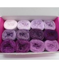 treasure chest - Land der Geheimnisse - gradient yarn