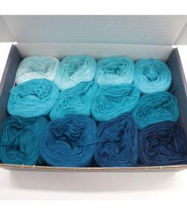 treasure chest - Weites Land - gradient yarn - image 1