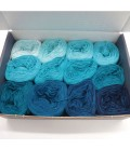treasure chest - Weites Land - gradient yarn