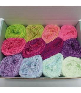 treasure chest - Land des Pegasus - gradient yarn - image 1