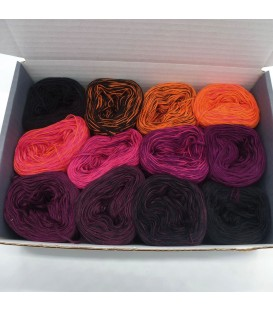 treasure chest - Abendland - gradient yarn - image 1