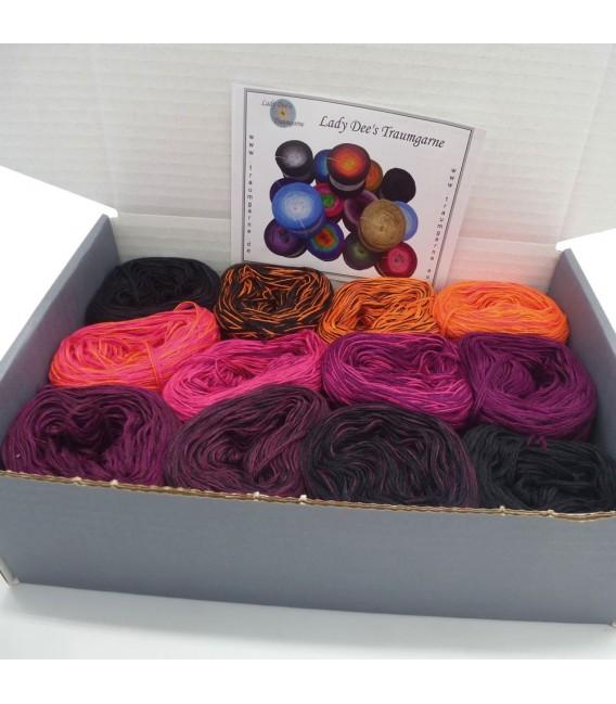 treasure chest - Abendland - gradient yarn - image 2