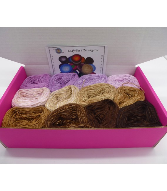 treasure chest - Gelobtes Land - gradient yarn - image 2