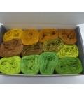 treasure chest - Land im Orient - gradient yarn