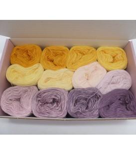 treasure chest - Land der Elfen - gradient yarn - image 1