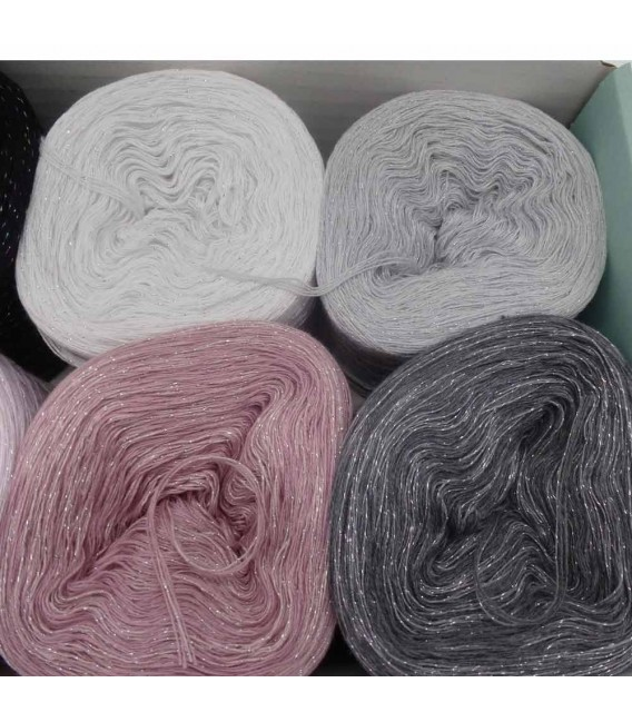 Sternschnuppen Box - yarn without gradient 4-ply - image 3