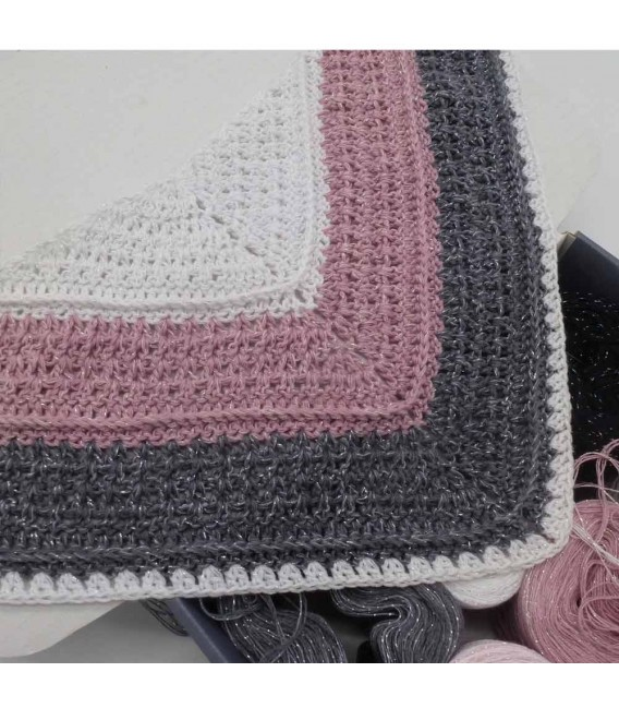 Sternschnuppen Box - yarn without gradient 4-ply - image 5