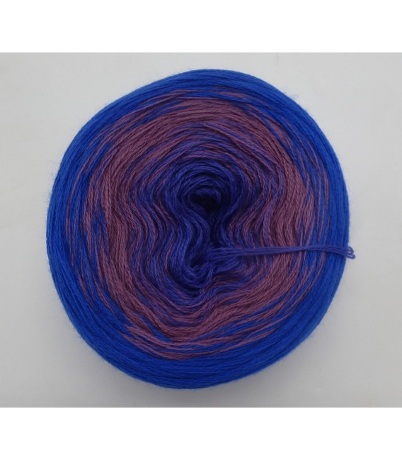 100g Bobbel Merino - V003 - fils de gradient - photo 5