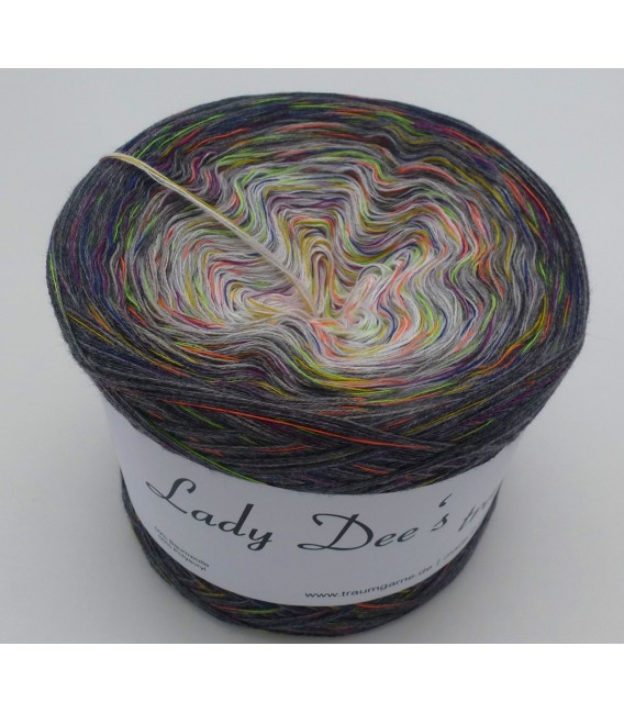 Spiel der Farben V05 (Game of colors) - 4 ply gradient yarn - image 2