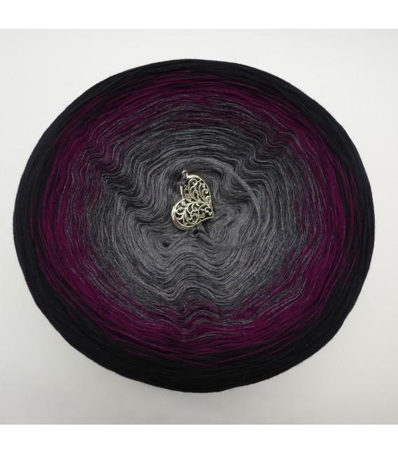 Zauber der Nacht (Magic of the night) - 4 ply gradient yarn - image 5