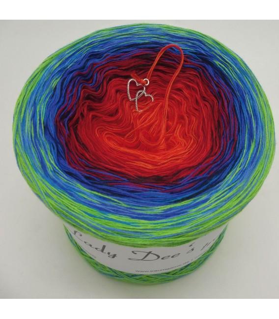 Weihnachtsstimmung (Christmas spirit) - 4 ply gradient yarn - image 2