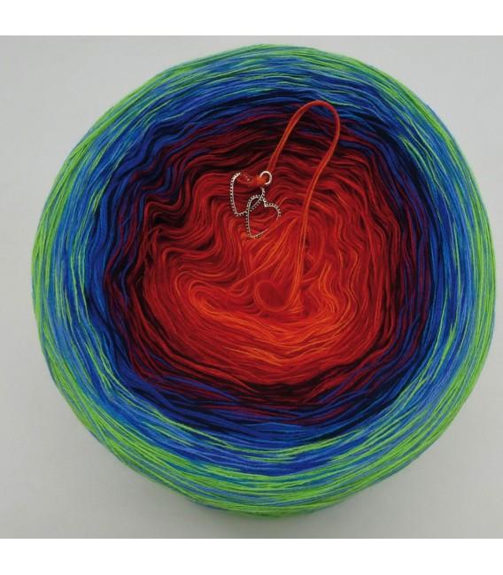 Weihnachtsstimmung (Christmas spirit) - 4 ply gradient yarn - image 3